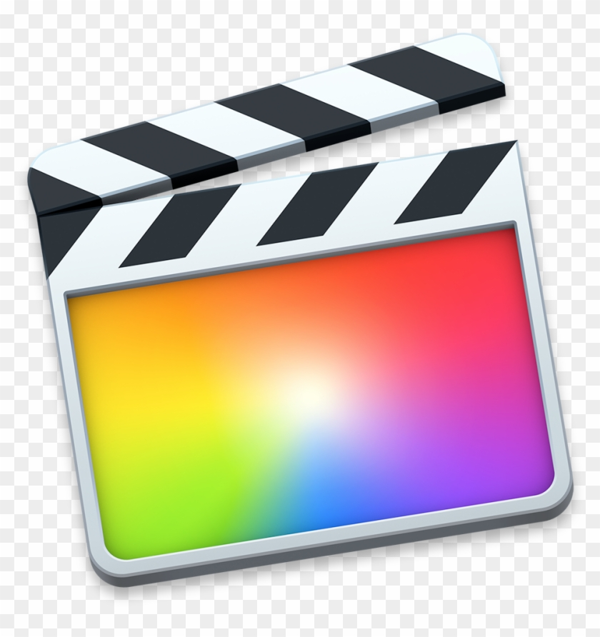 Fcp Icon - Final Cut Pro Icon - Free Transparent PNG ...