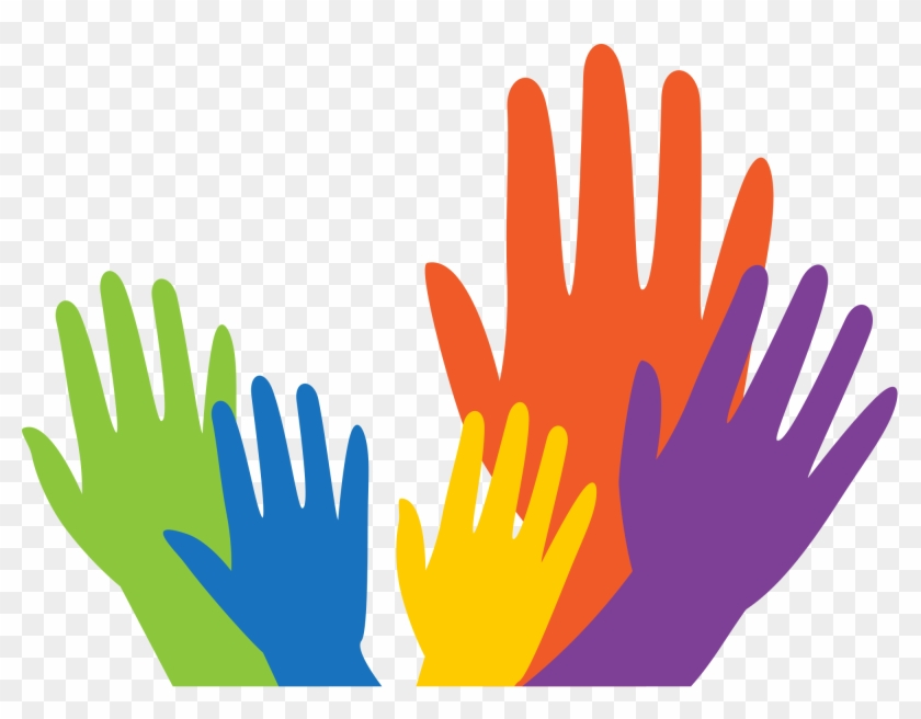 Helpinghands - Svg - Helping Hand Icon Png #225730