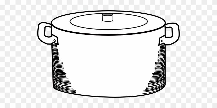Topf, Kochtopf, Kochen, Lebensmittel - Circle #226056