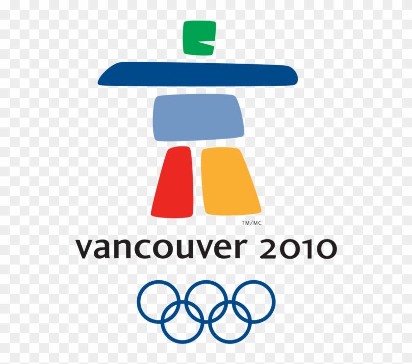 Also, It's Interesting That They Picked Rhythmic Gymnastics - Vancouver 2010 Olympics Logo #226224