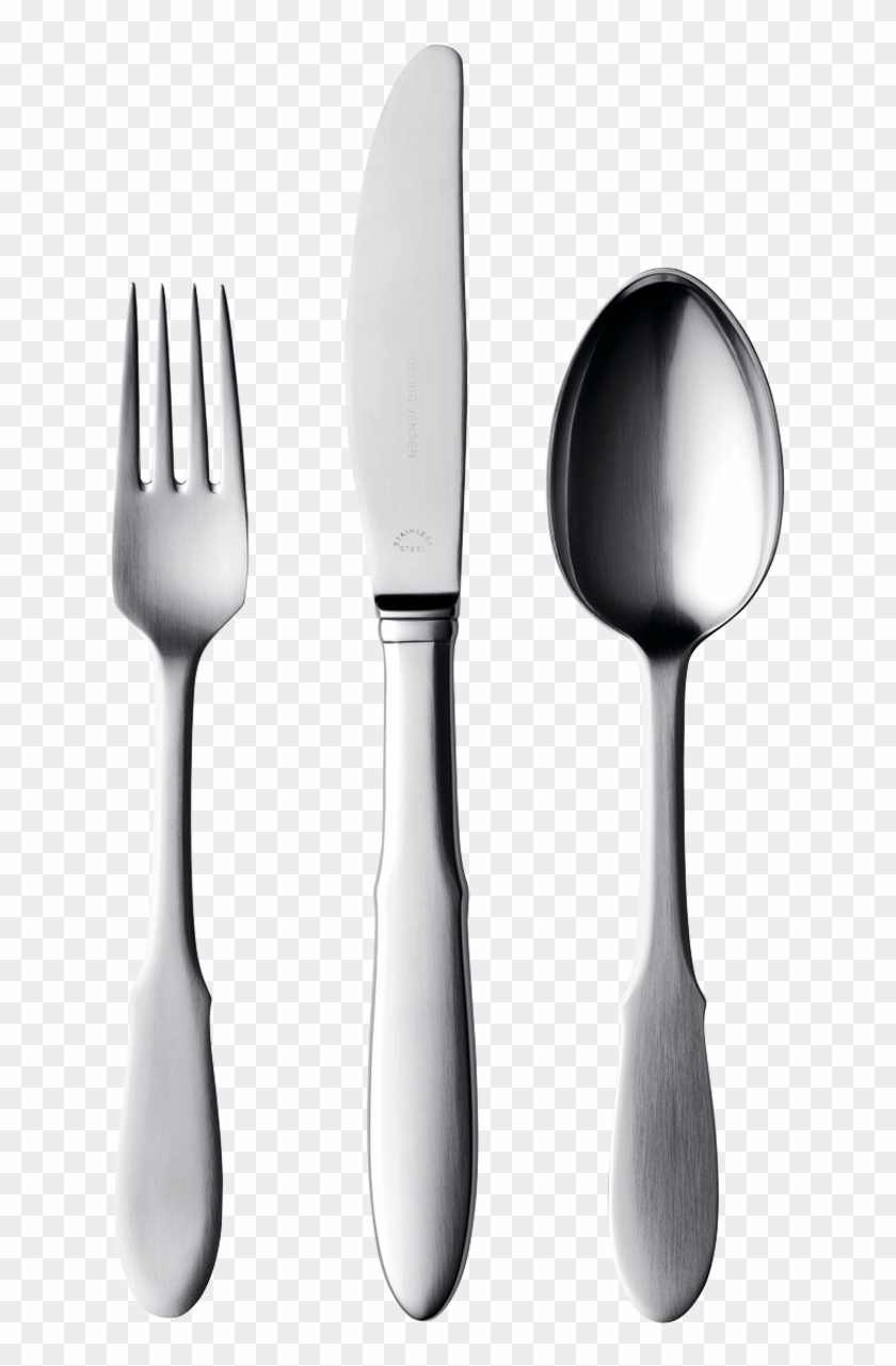 Spoon Clipart Transparent Background - Knife Fork Spoon Clip Art #226248