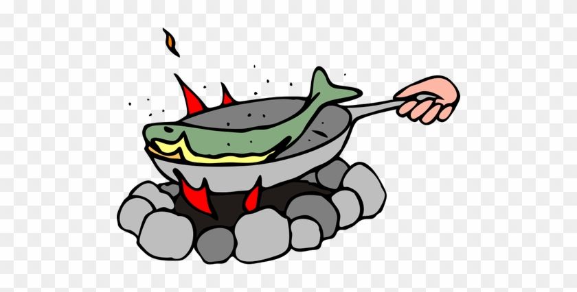 Fish Fry Clipart Have Bigger Fish To Fry Free Transparent Png