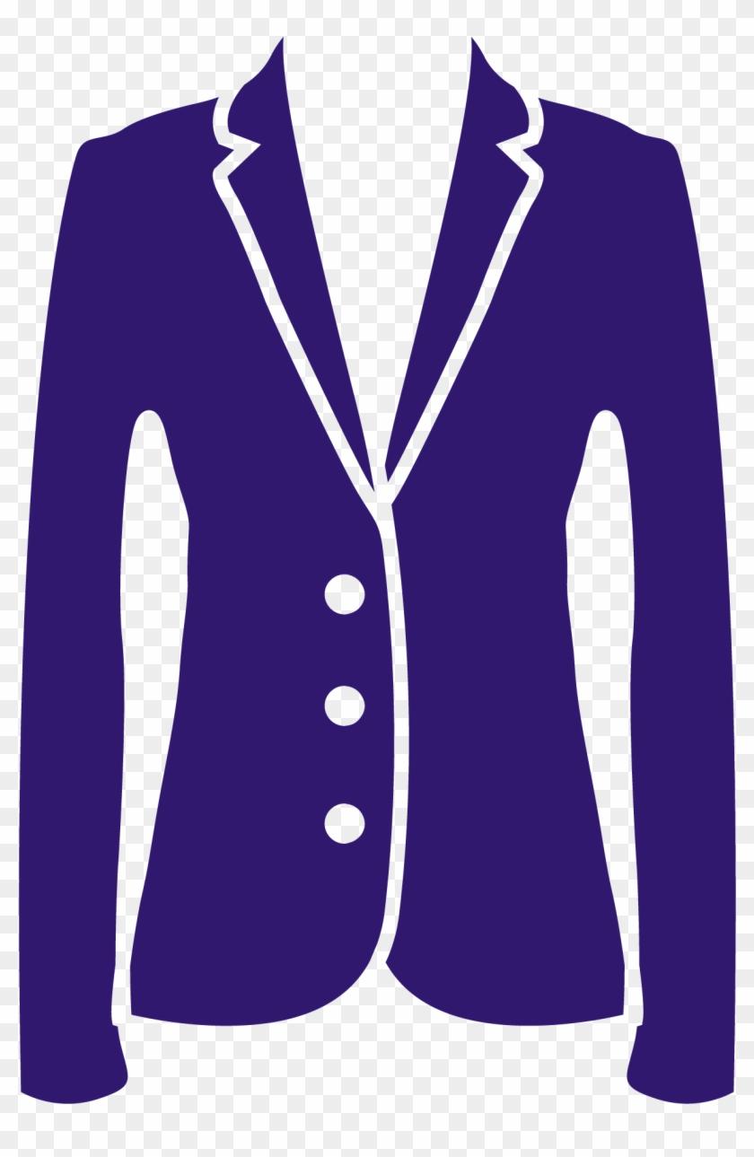 Clipart Coat Leather Jacket - Jacket #1434266