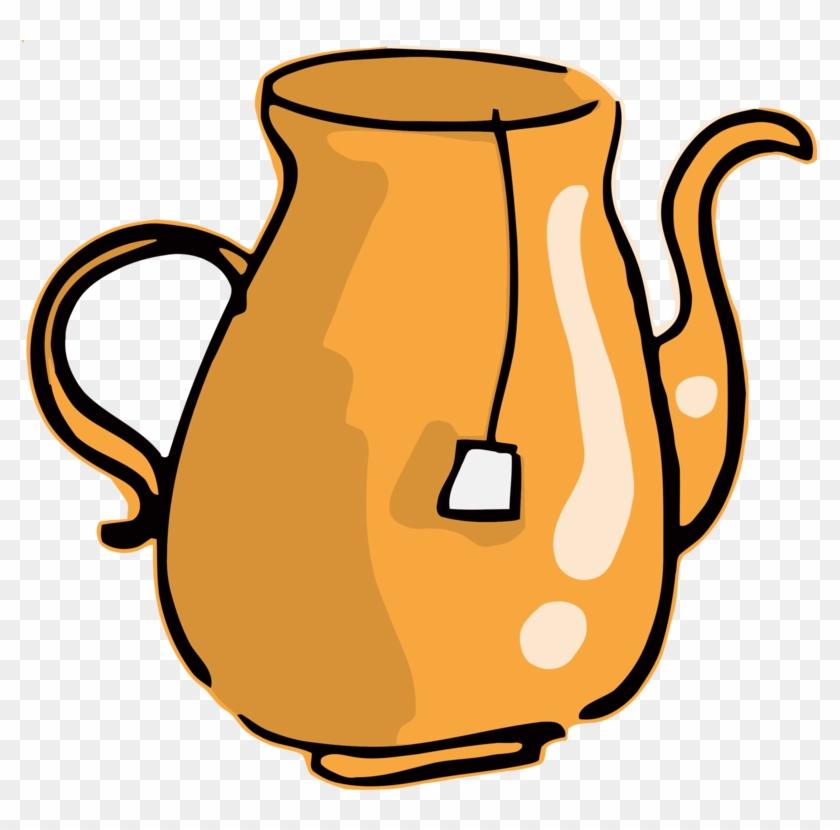 Mug Cup Teapot Table-glass Medium - Mug #1436822