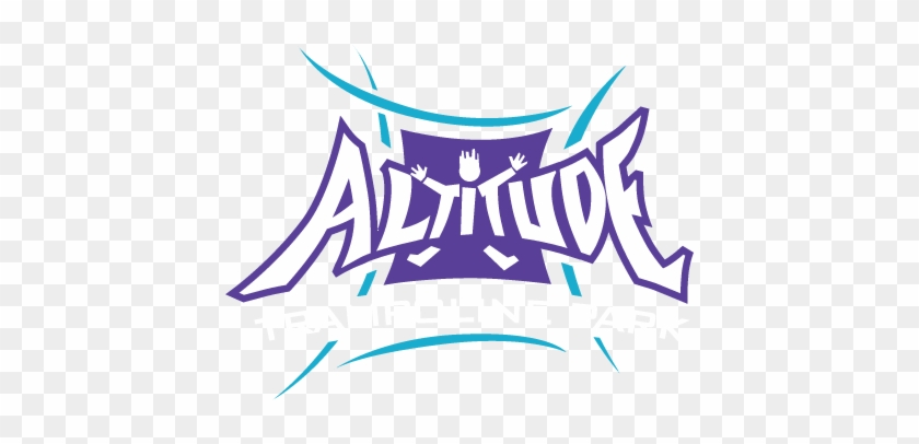 Are You Ready To Get Your Jump On - Altitude Trampoline Park Logo #1439357