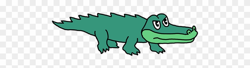 Vector Free Crocodile Clipart Green Object - Nonagon Infinity King Gizzard And The Lizard Wizard #1439407