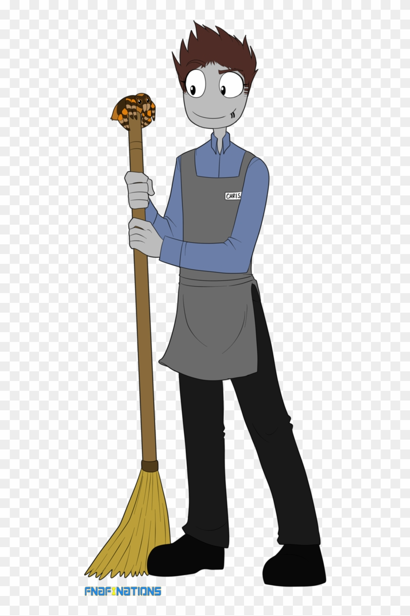19 Janitor Clipart Tired Huge Freebie Download For - Imagenes De Los Guardias De Seguridad Fnaf #1440210