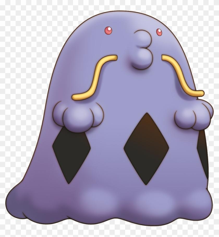 Pok Mon Wiki Fandom Powered By Wikia - Pokemon Gulpin Evolution #1440597