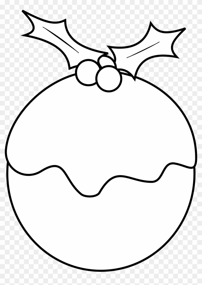 Christmas Pictures To Colour Coloring Pages - Christmas Day #1442440