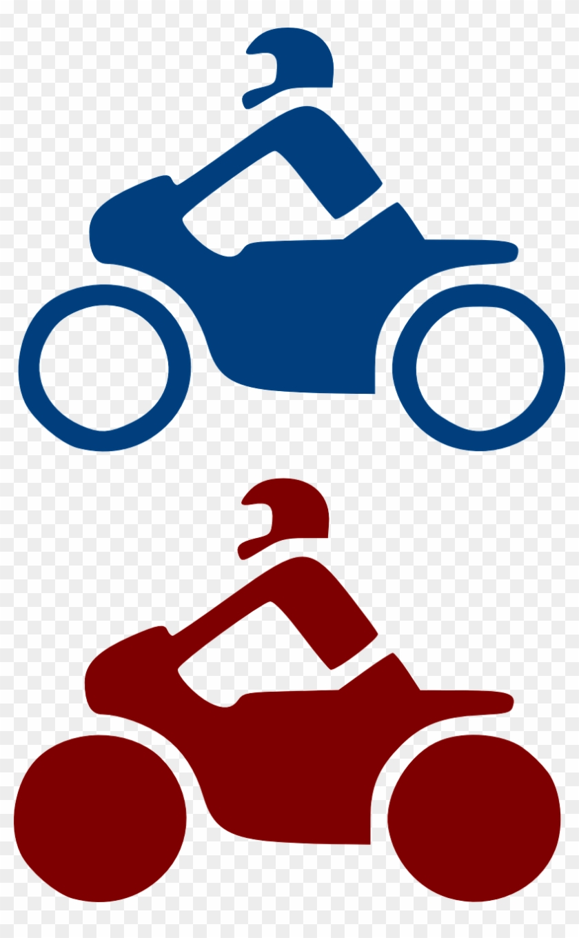 Vector Graphics,free Pictures - Motorcycle Clip Art #1442685