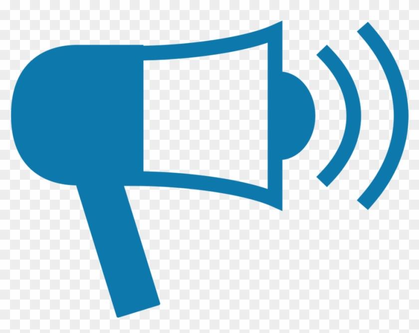 Clip Art Freeuse Library Announcements Clipart News - Public Announcement Icon Png #1444400