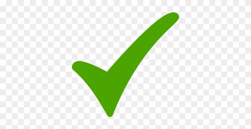 Green Check Tick Symbol - Check Mark #1445657
