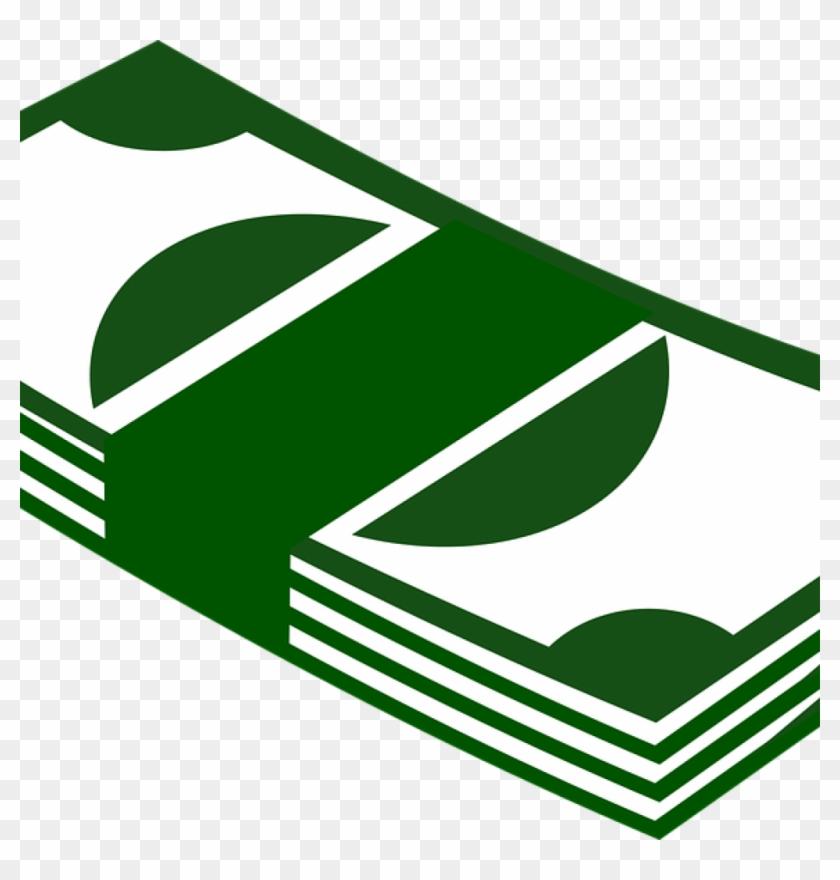 Cash Clipart Cash Clipart Cash Money Free Vector Graphic Clip