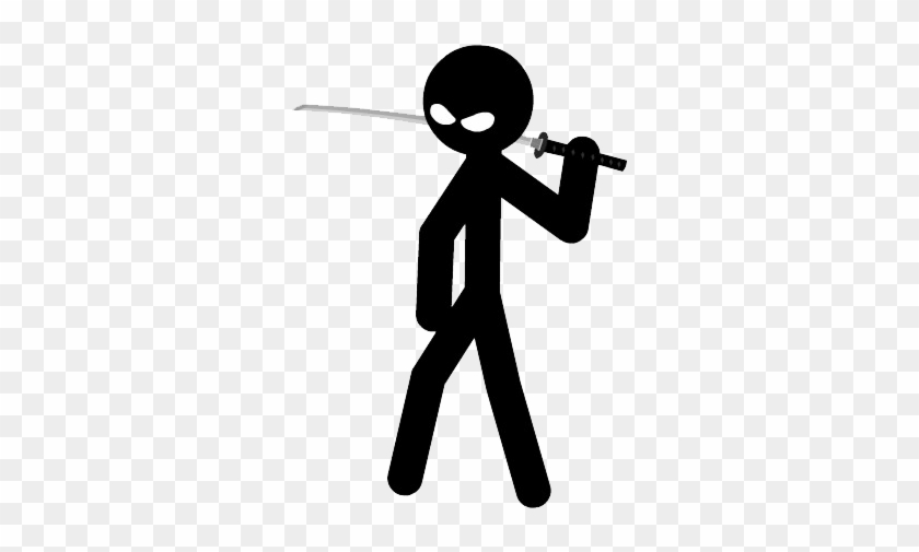 Keep Searching For Your Dream Job - Stick Man #1446692