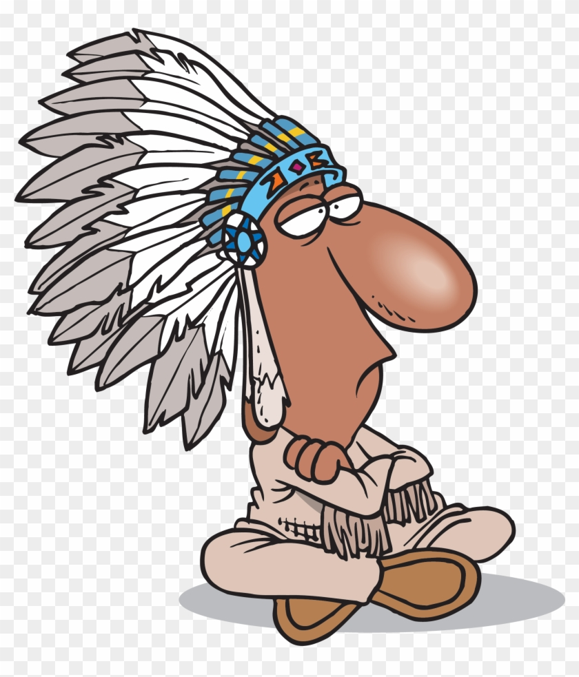 Смешные картинки с индейцами