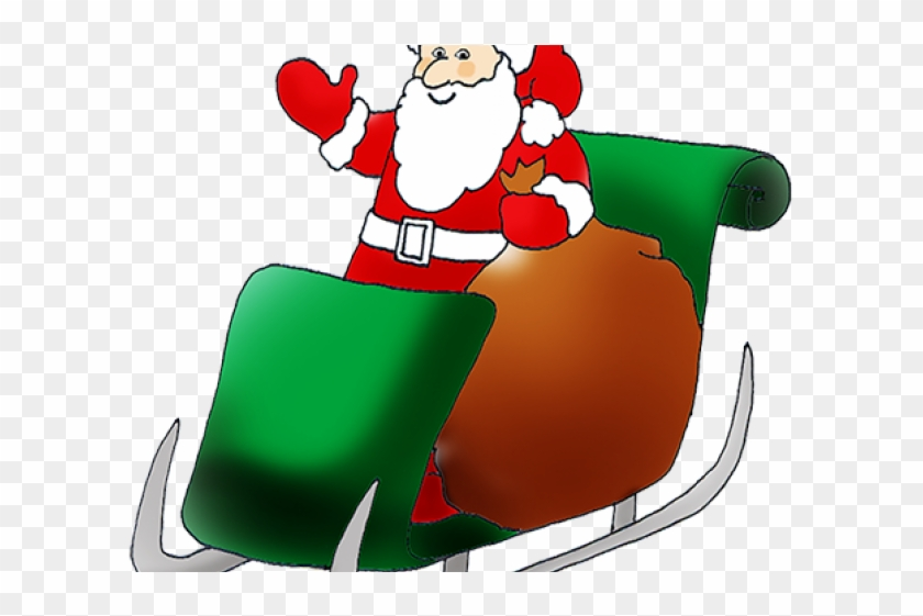 Christmas Clipart Clipart Free Father - Santa Claus Clip Art #1447104