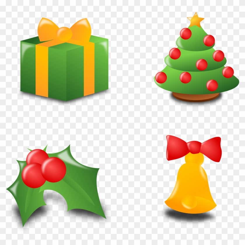 All Photo Png Clipart - Christmas Presents Wrapped Clipart #1447124
