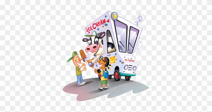 I Scored A Second Hubby-point For Picking Precisely - Alfred 00-25478 The Ice Cream Truck - Music Book #1447181