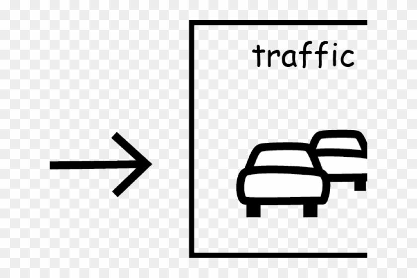 Traffic Clipart Traffic Noise - Belle Ou Moche - Free