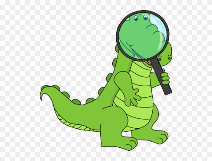 Together We Will Investigate A Science Theme, Like - Alligator Reading A Book #1447769
