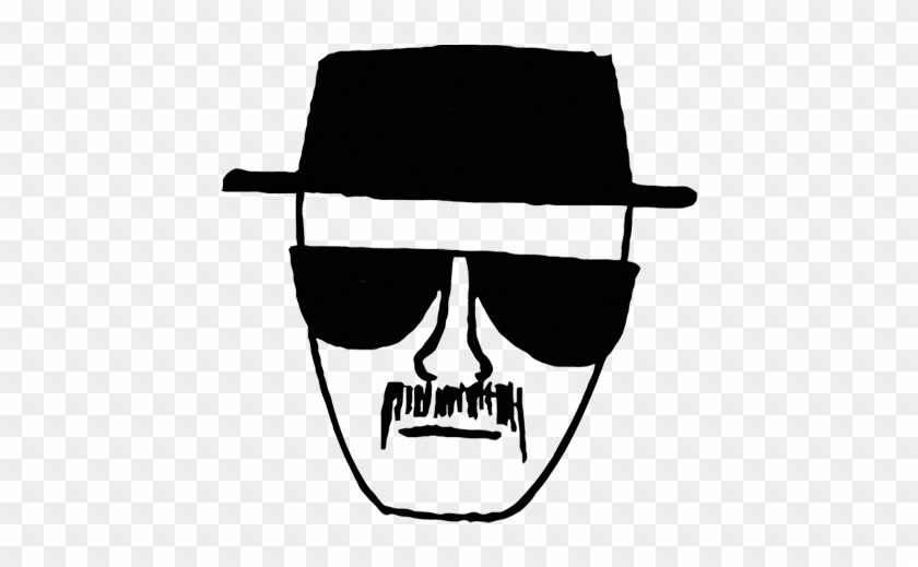 Png Royalty Free Download Fictional Characters On Meth - I M The One Who Knocks Heisenberg #1448502