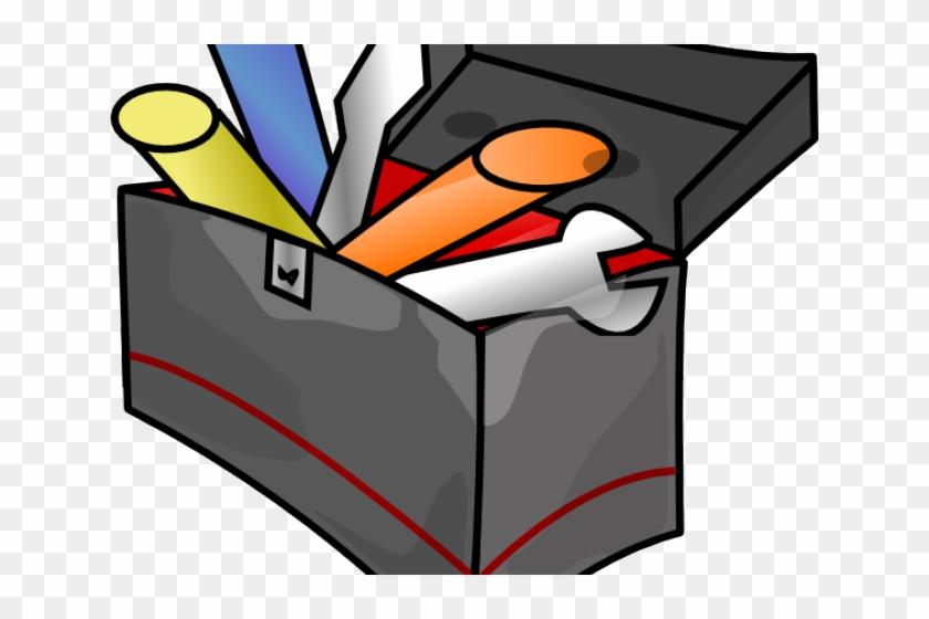 Toolbox Clipart Clip Art - Tool Kit Clip Art #1448690