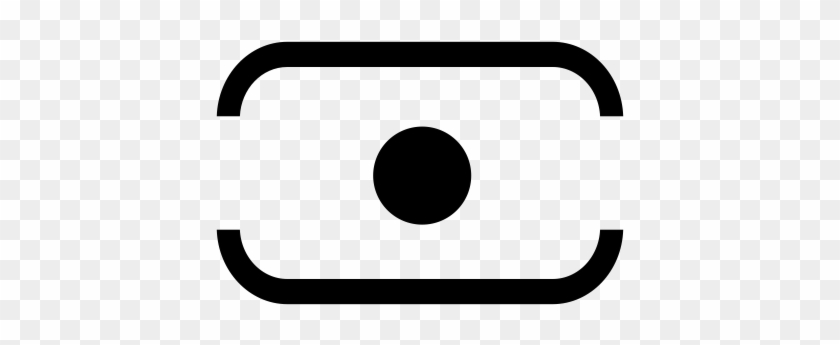 Transparent Background Camera Clipart Black And White