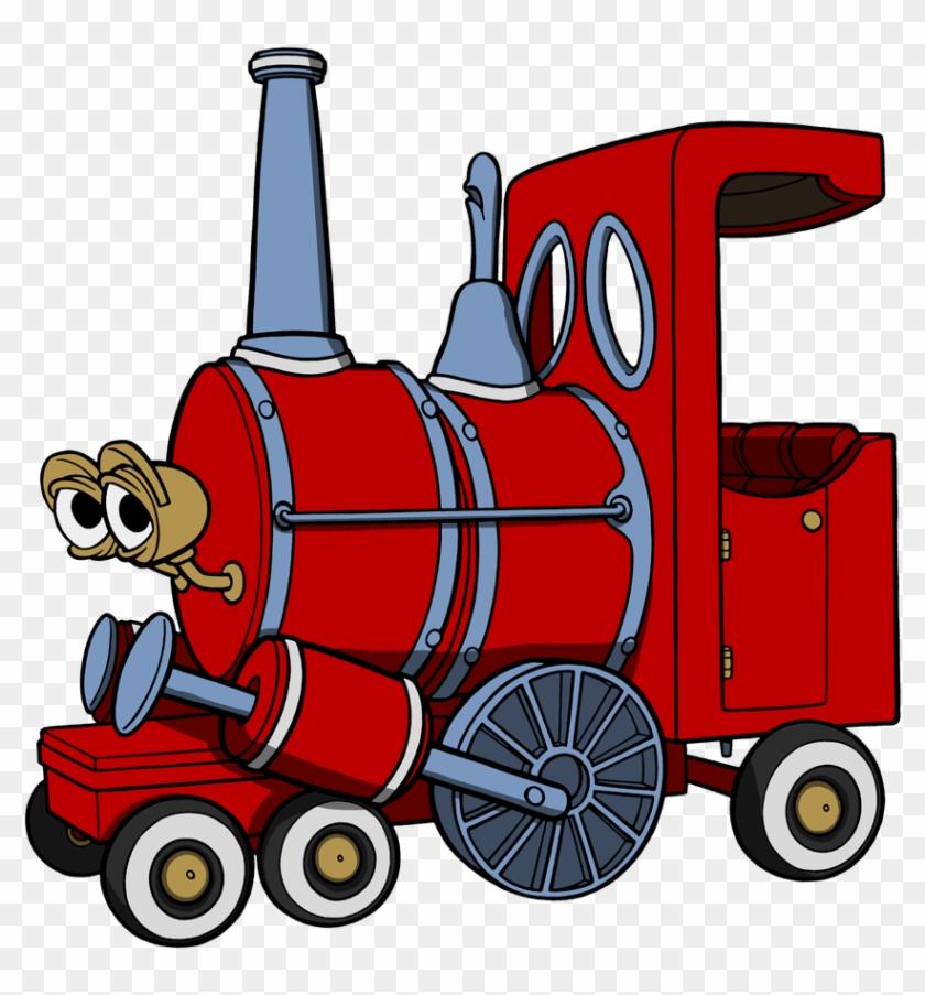 The Magic Roundabout Train - Steam Engine #1449345