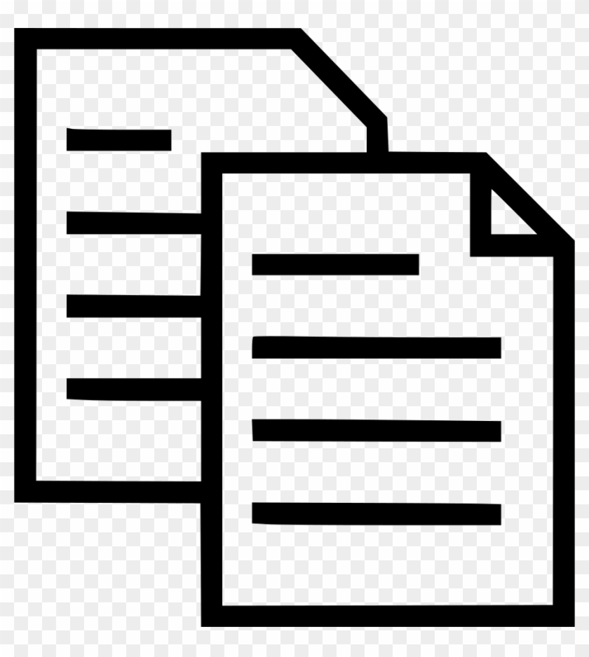 Paste Copy Paragraph Editing Svg Png Icon Free Download Computer File Free Transparent Png Clipart Images Download