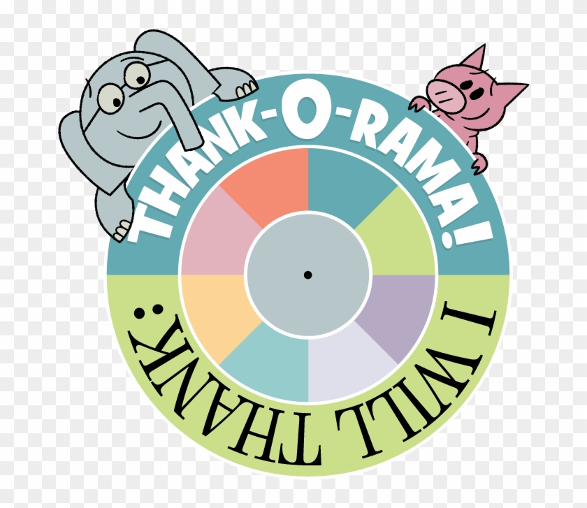 Thank You Book By Mo Willems - The Thank You Book (an Elephant And Piggie Book) #1451920