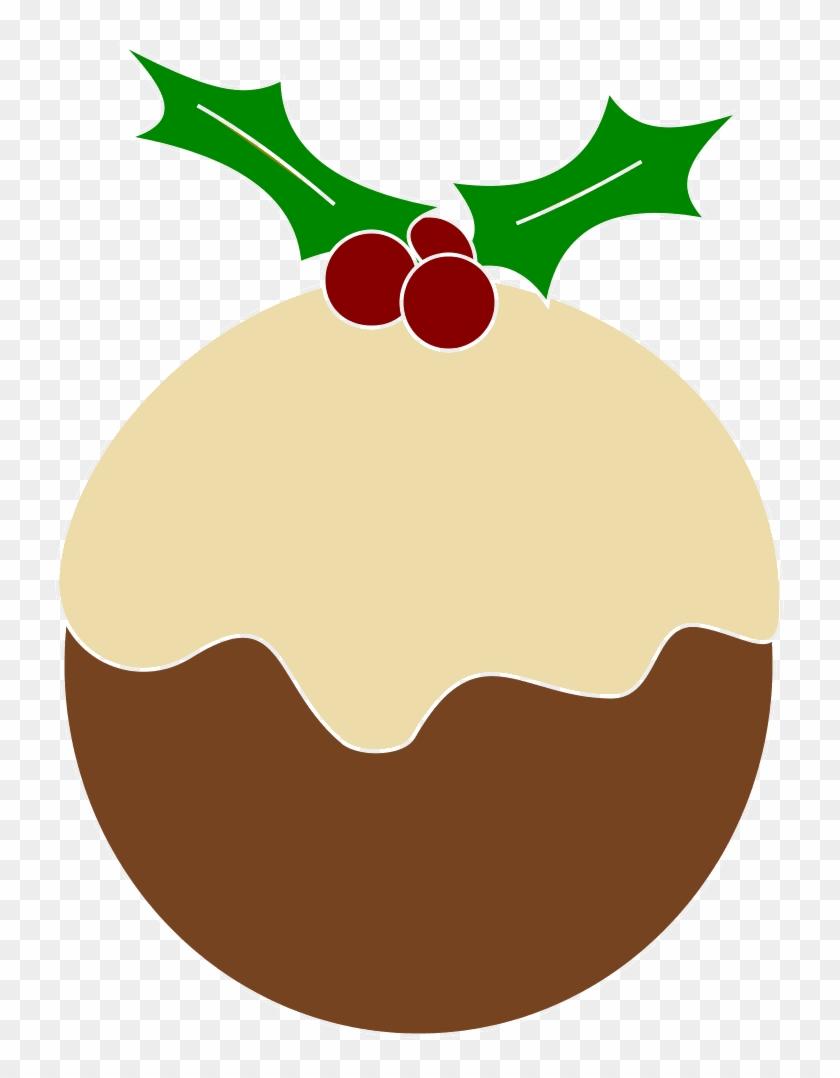 Christmas Png Shapes Outlines Forums Wordart Com - Cartoon Christmas Pudding Christmas Cake #1451961
