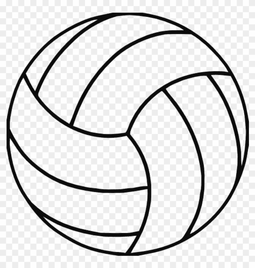 Volleyball Locker Decorations, Volleyball Crafts, Volleyball - Volleyball Clipart #1454066