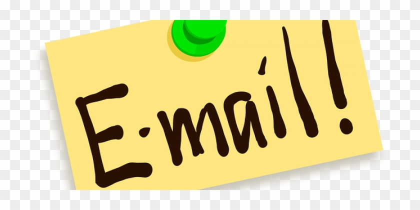 Email Adresse - Check Your Email Clip Art #226877