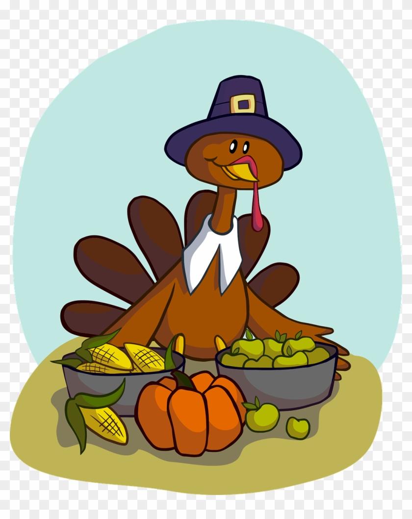 Turkey-1456358 - Cartoon Of Thanksgiving Jokes #227064