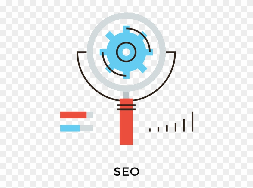 Seo Basics - Search Engine Optimization Vector #227065
