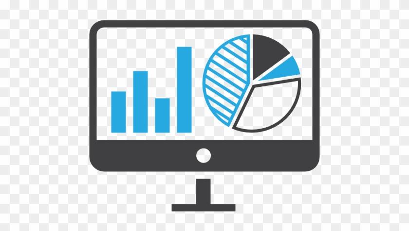 Evaluation Software Measure Training Impact - Historical Data Icon