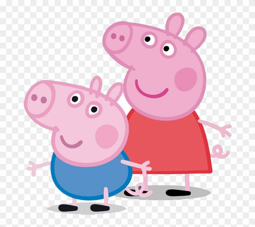 Marcos Gratis Para Fotografías - Peppa Pig Mini Figurine Set #228369
