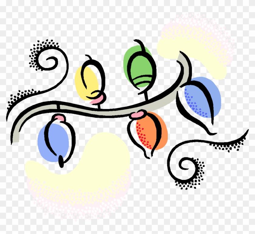 Christmas Lights Clip Art.Pin Town Council Clip Art Christmas Lights Clipart Free