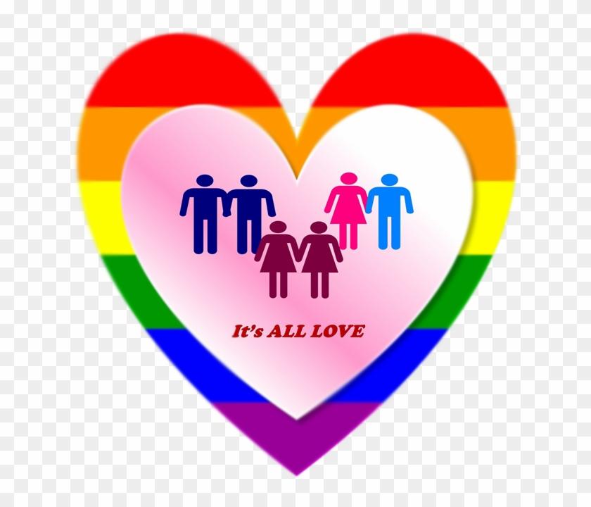 Sposi Wedding1 Itsalllove Bearbeitet-3 Lesbiancouple2 - Es Ist Aller Liebe-magnet Quadratischer Magnet #228860