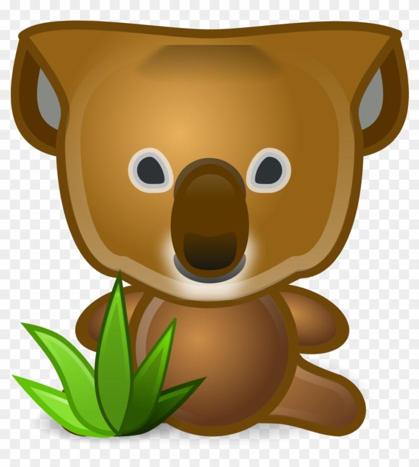 File - Koala - Svg - Wikimedia Commons #229064
