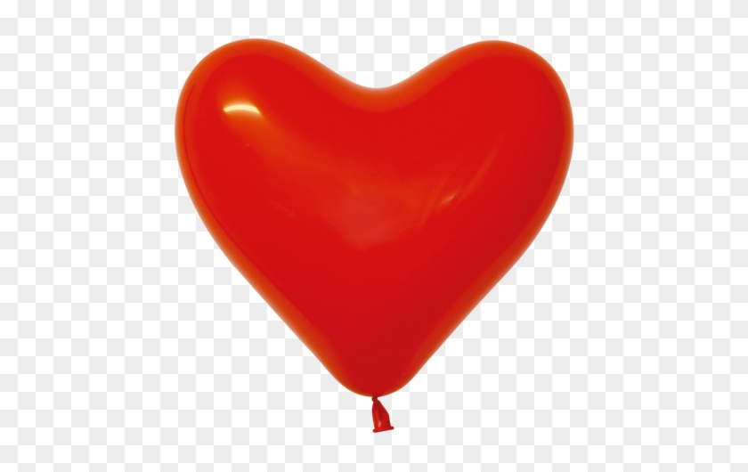 Sempertex Herzballon Rot Herz Ballon Herzen Hochzeit Red Free