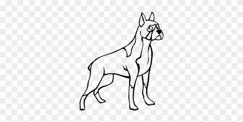 Nett Clifford Der Große Rote Hund Malvorlagen Zum Ausdrucken - Boxer ...