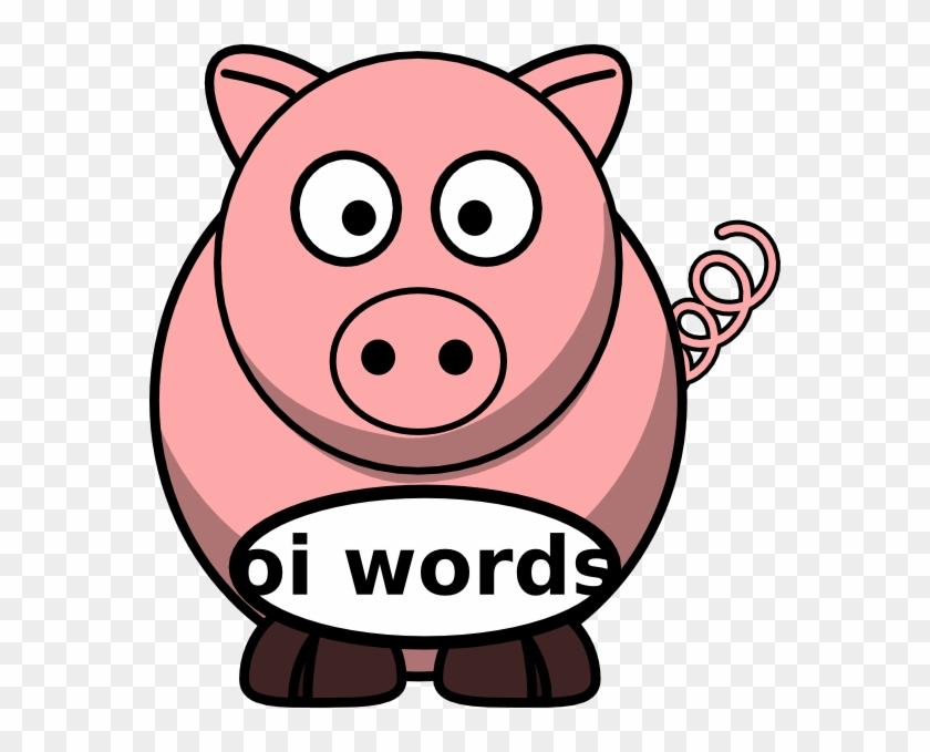 Oi Pig Clip Art - Edmond Memorial High School #229257