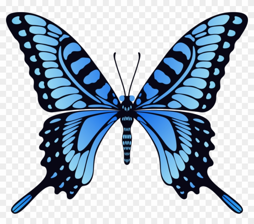Butterfly Png Image, Free Picture Download Butterflies - Flying Butterfly Animation Gif #229432