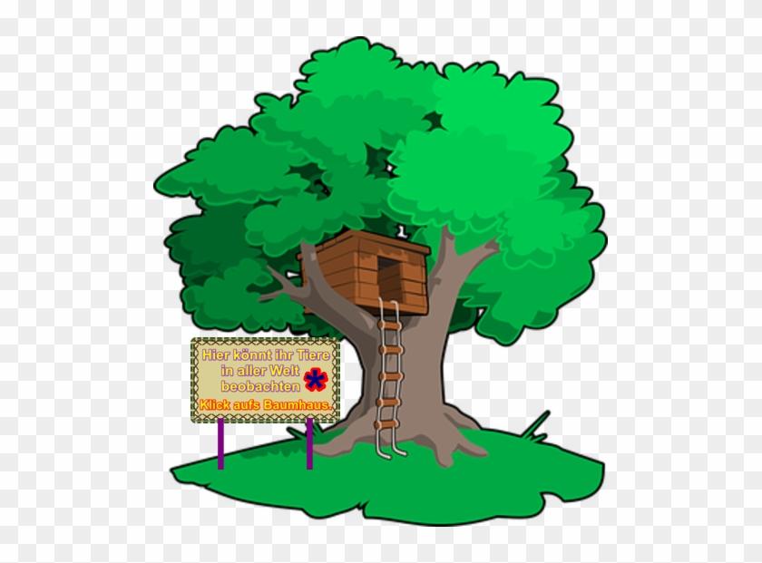 Geh Nach Oben Oder Rechts Oder Links - Magic Tree House Treehouse #229686