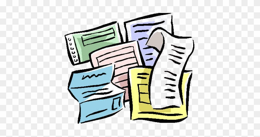 This Is A Useful Forms And Documents Area I've Built - Paperwork Clipart #230067