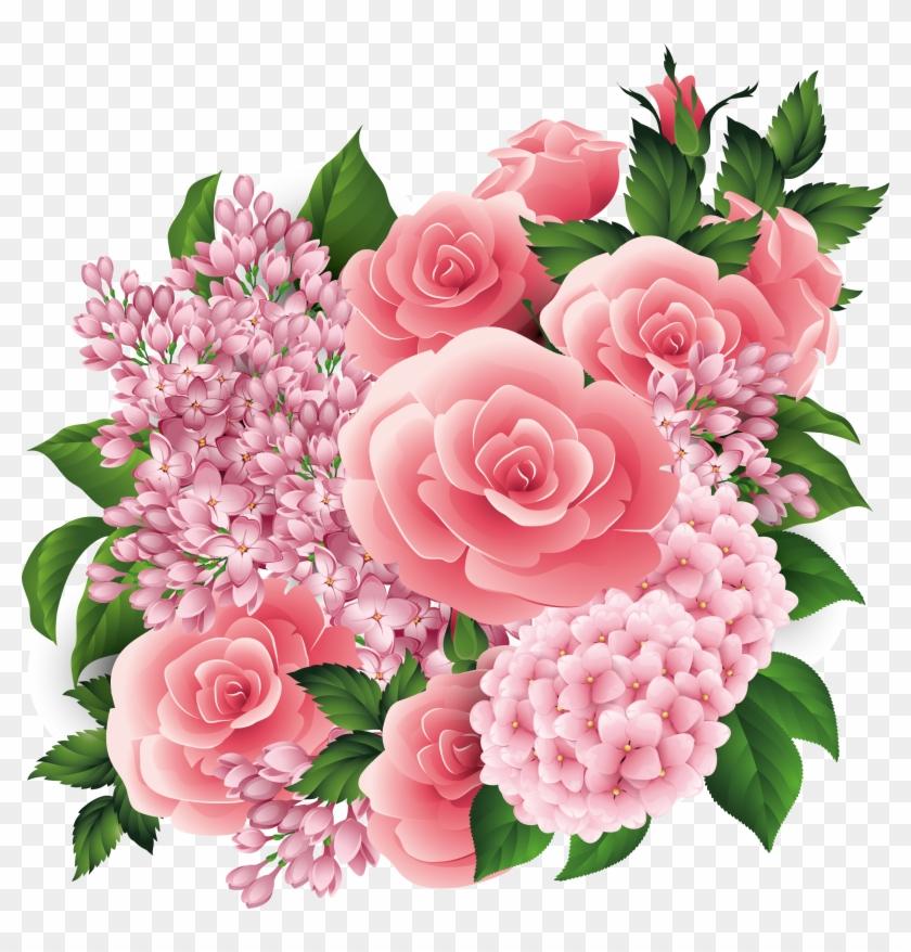My Design / Beautiful Flowers - Beautiful Rose Design Hd #230214