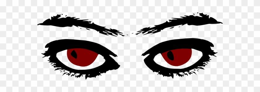 Eye Clipart Small Eye - Red Eyes Clip Art #230701
