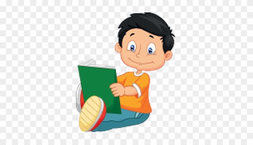 Happy Schoolchildren Cartoon Collection Set - School Children Cartoon Png #230877