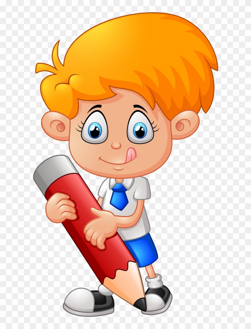 0 13bb18 C6be3c39 Orig Png Clip Art School And Random - Dibujos De Niños Bonitos #230936